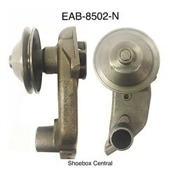 New 1950 1951 1952 1953 Ford And Mercury Car V8 Water Pump Lh Narrow Pulley
