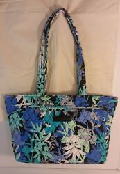 Vera Bradley Mandy Shoulder Bag Designer Handbag in Camofloral NWT Exact Item!!