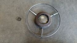 Plymouth P-6 Sedan Coupe Horn Button Ring 1937 Only