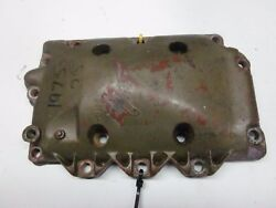 Evinrude Johnson 18 Hp 20 Hp-25 Hp 316164 And 316163 Inner And Outer Exhaust Covers