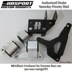 Hasport Mounts Kit For H-series Engine Swaps Into 92-95 Civic/ 94-01 Integra 88a