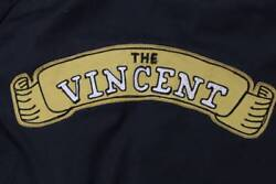 Rare And Important 1950and039s Vincent Hrd Motorcycle Scca Eisenhower Jacket