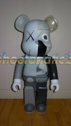 Kaws Original Fake Companion Medicom Berbrick 1000% Dissected Grey Edition