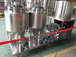 Mobile 100L BrewKing MicroBrewery - Make Your Own Beer or Wine On-the-Go