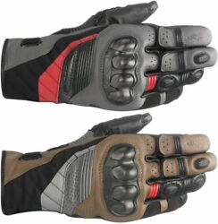 Alpinestars Belize Drystar Motorcycle Gloves Mens All Sizes And Colors
