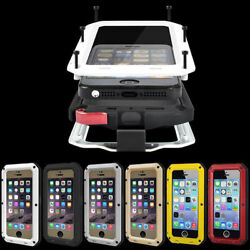 For Iphone 11 11 Pro Samsung S7 S8 S10 Heavy Duty Armor Shockproof Tough Hybrid