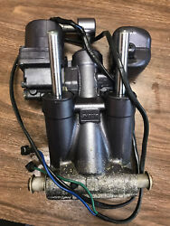 1999 Nissan Ns 70 A Hp 2 Stroke Outboard Power Trim And Tilt Unit Freshwater Mn