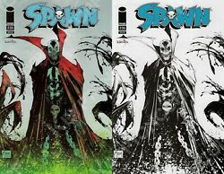 Image Mexico Spawn 235 Todd Mcfarlane Color And Sketch Variant