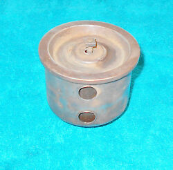 1967 Ford Mustang Gt Fairlane Cougar Orig 289 390 Thermactor Air Filter Cleaner