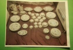 112 Piece Set Of Powell, Bishop And Stonier China 1878-1880, Aesthetic Movement