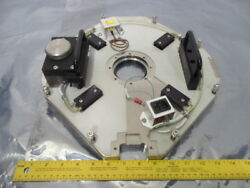 AMAT P5000 Etch Chamber Lid Cover Temperature Control Gas Distribution 424172