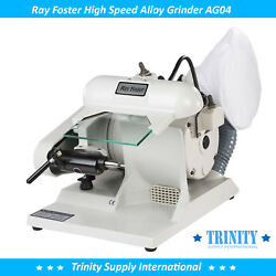 Ray Foster High Speed Alloy Grinder Ag04 Dental Lab Heavy-duty Made In Usa