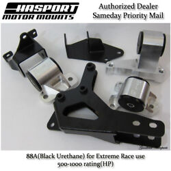 Hasport Mount Kit For F Or H Series Engine Swaps Into The 96-00 Civic Ekh3-88a