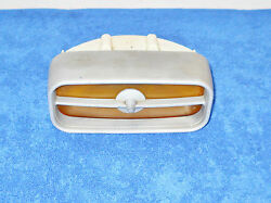 1971 1972 Mustang Mach 1 Boss Coupe Convrt Exterior Decor Orig Grille Sport Lamp