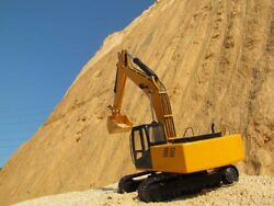 112 Scale Earth Digger 4200XL Hydraulic Excavator (RTR) (Version 2.0)