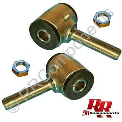 2 Qty Rh 3/4 Forged 4130 Chromoly Poly Joint W/ 5/8 Bore And Grease Zerk