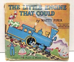 The Little Engine That Could Complete Original Edition No. 520 By Watty Piper