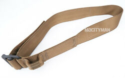 London Bridge Lbt-0612f Small Coyote Riggers Belt With Extraction Loop Usa Made