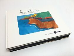 1997 Saab 900 9000 Form And Function 50 Years Hardcover Brochure