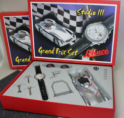 SCHUCO #01642 GRAND PRIX SET STUDIO III