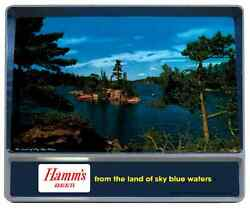 Hamms Beer Tv Rippler Replacement Parts - Hamms Beer Sign From 1956