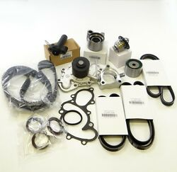 Timing Belt Kit With Water Pump 3.4l V6 5vzfe For Toyota Tundra 4runner Tacoma