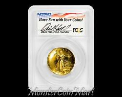 2009 $20 Gold Ultra High Relief PCGS MS70 - DAVID HALL HAND-SIGNED LABEL!!