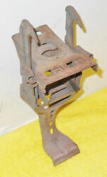 1964 1965 Mustang Fastback Coupe Convertible Gt Shelby Original Front Hood Latch
