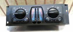CHEVY IMPALA DUAL ZONE AC CLIMATE CONTROL OEM 20042005