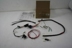 Can-am Utv New Oem Commander Roof Accessories And Light Wiring Kit 715000987