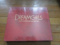 Dreamgirls Showstopper Edition Collection sealed dvd set Beyonce Knowles