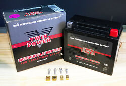 New AGM Battery Harley Davidson Made In USA FLD Dyna Switchback 2012 to 2016
