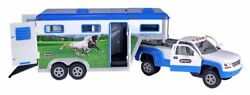 Breyer Stablemates Truck and Gooseneck Trailer Horse Vehicle