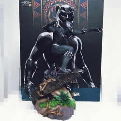 IRON STUDIOS Art Scale 110 Marvel BLACK PANTHER Collection Statue New