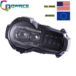LED r1200gs Headlight Assembly For BMW R1200GS Oil Cooler before-2012(US Ship)