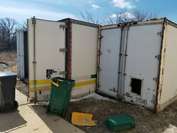 45and039 Storage Containers
