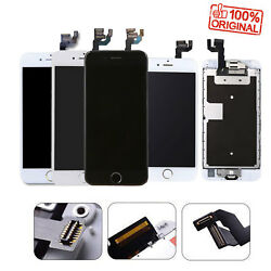 For iPhone 7 6 6s Plus 8 LCD Display Complete Touch Screen Replacement Button $20.89