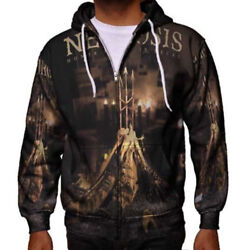 Neurosis Metal Band Apparel New Menand039s Zipper Hoodie Best Design Size S To 3xl