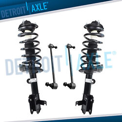 Front Strut And Spring Pair Sway Bar End Link Kit For 2008 2009 2010 Honda Odyssey