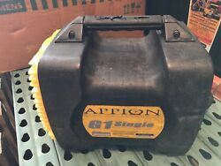 Appion G1 Single Cylinder Refrigerant Recovery Machine for parts