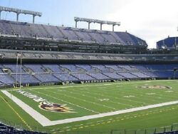 3 BALTIMORE RAVENS PSL's Lower Level !!   Section 133 AMAZING to get 3 together