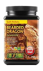 Exo Terra Soft Juvenile Bearded Dragon Food 8.8-Ounce