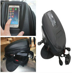 New Durable Motorcycle Tank Bag Riding Bag Luggage Waterproof Bag Large Capacity