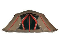 Snowpeak Snow Peak Sol Pro TP-700 Big Tent Camp Outdoor Shelter Brown 6 Persons
