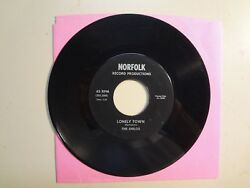 Shiloslonely Town-cause I Love You-u.s. 7 Norfolk Record Productions 201268/9