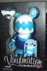 Disney 9 Vinylmation Urban 3 Blue Monsters Le 450 Sold Out