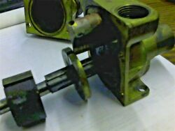 Brass Rotary Pump Two Stage Self Priming Positive Displacement