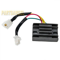Voltage Regulator Rectifier Fit Arctic Cat 250300 1998 1999 2000 2001 2002 2003