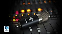 SOUNDELUX USA condenser microphone U195 STEREO MATCHED PAIR