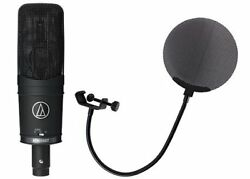 AUDIO-TECHNICA AT 4050ST Stereo condenser microphone with metal pop filter